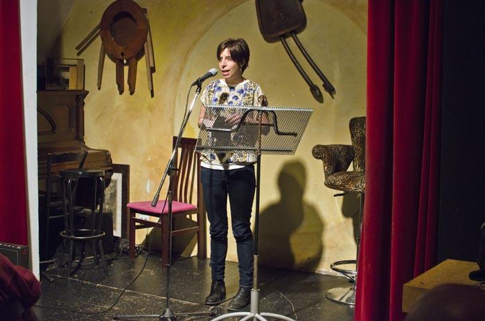 Anna Gual. © Fotografia de Carles Domènec.
