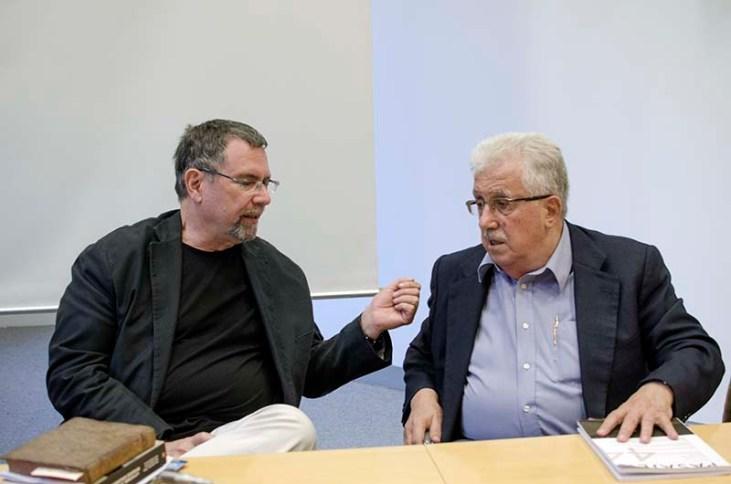 Enric Ucelay i Fontana. © Fotografia de Carles Domènec.