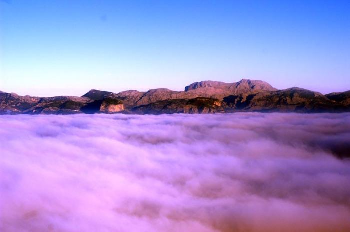 Serra de Tramuntana. Mallorca. © Fotografia de Carles Domènec