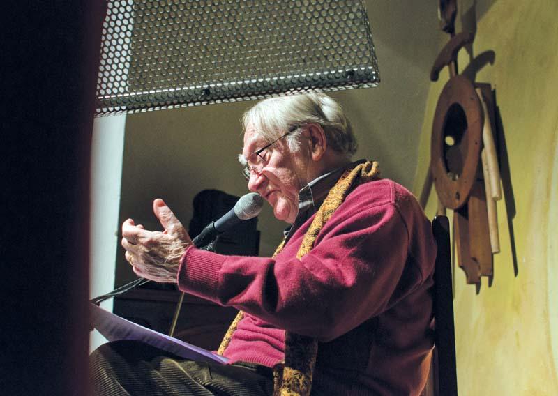 Màrius Sampere. © Fotografia de Carles Domènec.