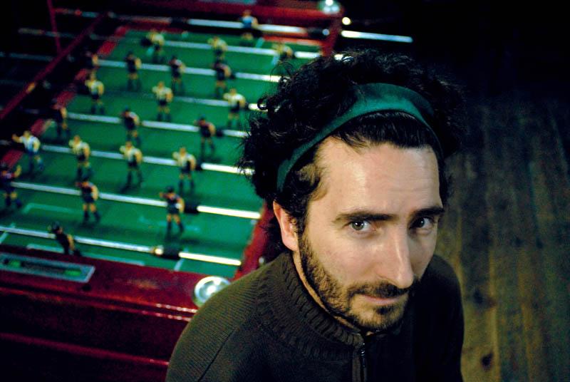 Pau Vidal. Fotografia de Carles Domènec.