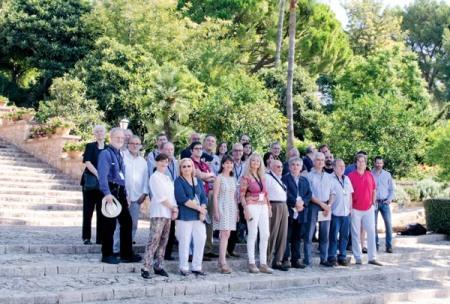 Ponents a les Converses Literàries de Formentor