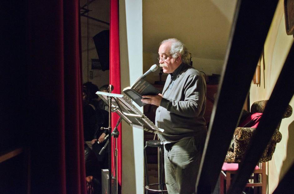 Sam Abrams © Fotografia de Carles Domènec.