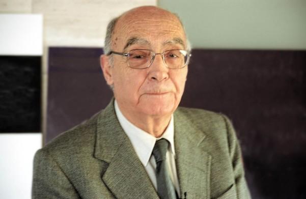 José Saramago. © Fotografia de Carles Domènec