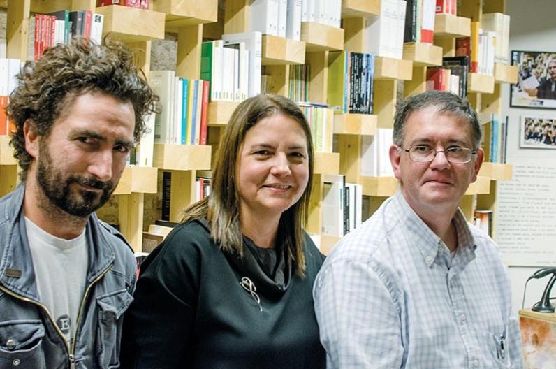 Llibreria Ona. © Fotografia de Carles Domènec.