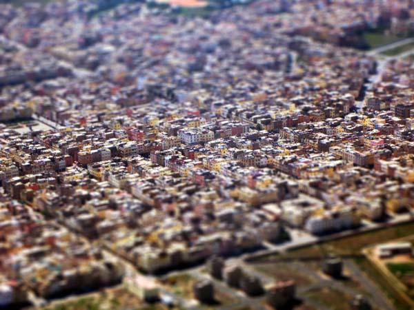 La ciutat de Casablanca. © Fotografia de Carles Domènec.