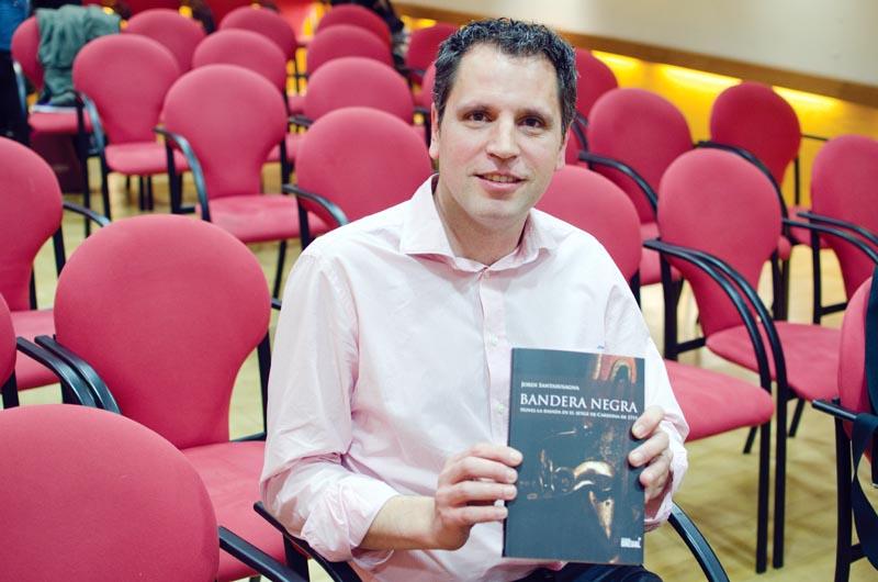 Jordi Santasusagna. © Fotografia de Carles Domènec