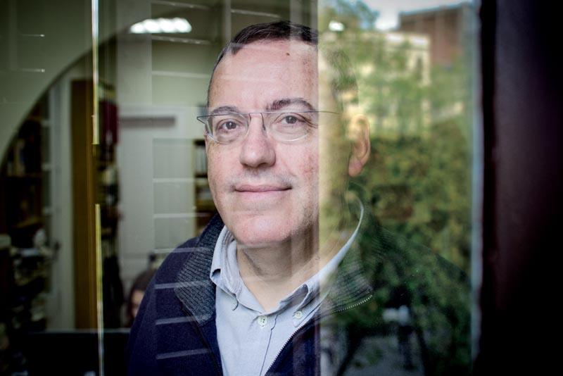 Josep Maria Muñoz. © Fotografia de Carles Domènec