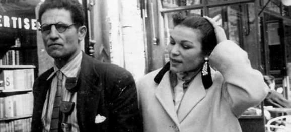 Jacques Léonard i Rosario Amaya, coberta del llibre de Destino.