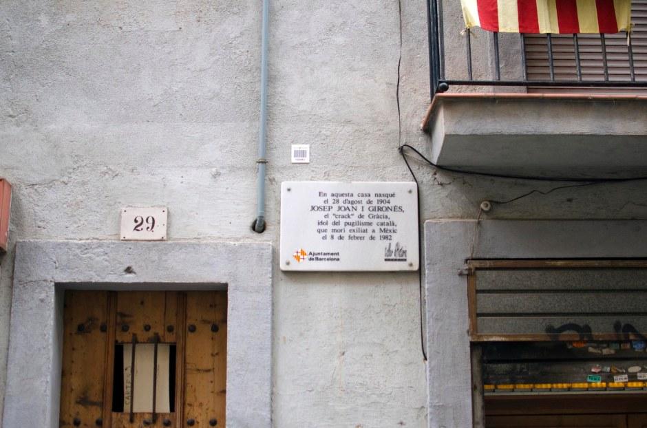 Casa de Gironés. Fotografia de Carles Domènec.