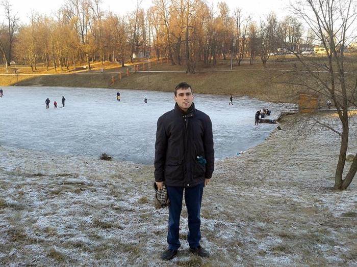 Fotografia cedida per l'autor, feta a Rússia.