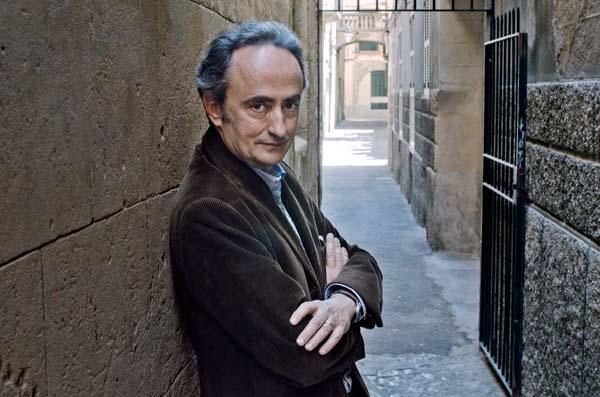 José Carlos Llop. Palma.  © Fotografia de Carles Domènec