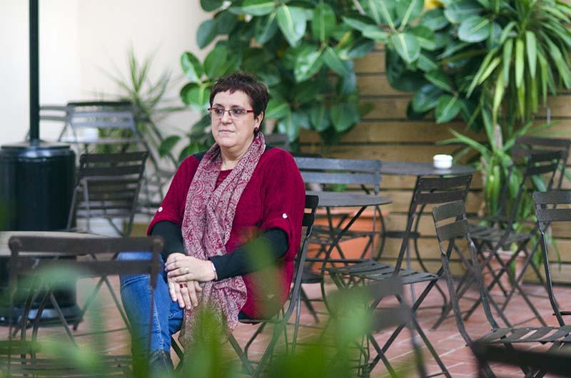 Anna Maria Villalonga © Fotografia de Carles Domènec
