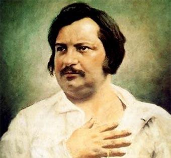 Honoré de Balzac, autor de 'Les il·lusions perdudes'