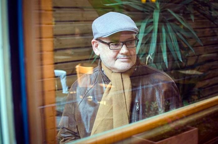 Lluís-Anton Baulenas © Fotografia de Carles Domènec