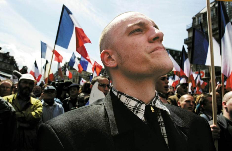 Extrema dreta francesa © Fotografia de Carles Domènec