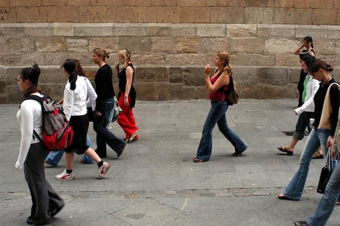 Salamanca © Fotografia de Carles Domènec