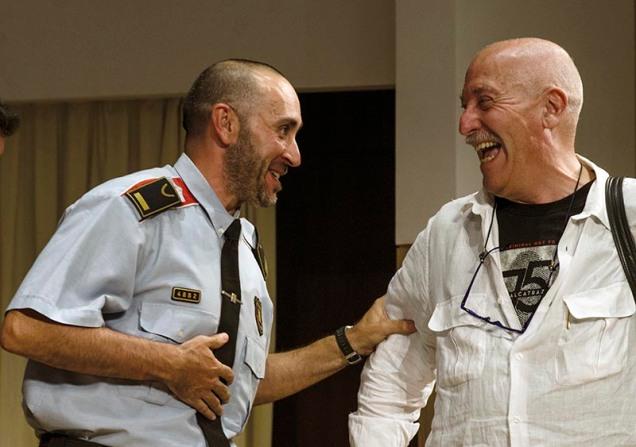 Andreu Martín y © Fotografía de Carles Domènec