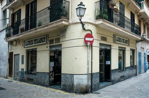 Llibres Mallorca © Fotografia de Carles
