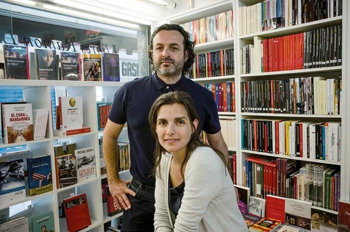 Joana Berber i Àlex Volney © Fotografia de Carles
