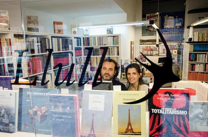 Joana Berber i Àlex Volney. Llibres Ramon Llull © Fotografia de Carles