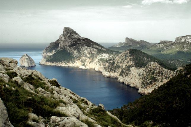 Formentor (Mallorca). © Fotografía de Carles Domènec
