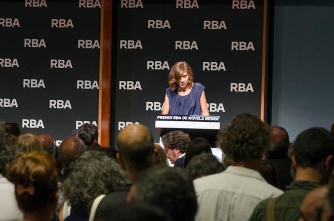 Premio de Novela Negra RBA. © Fotografía de Carles Domènec
