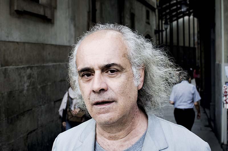 Stefano Cingolani. © Fotografia de Carles Domènec