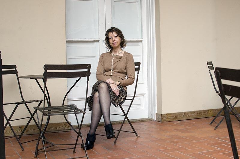 Roser Caminals © Fotografia de Carles Domènec