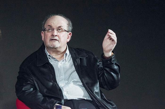 Salman Rushdie. © Fotografia de Carles Domènec