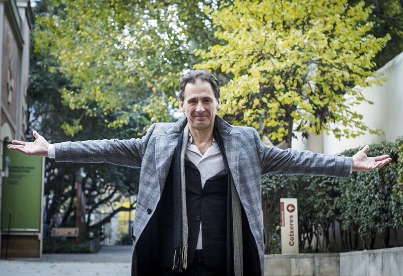 David Kagerclantz, autor de Millenium 4