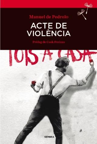 llibre-acte-de-violencia-de-manuel-de-pedrolo