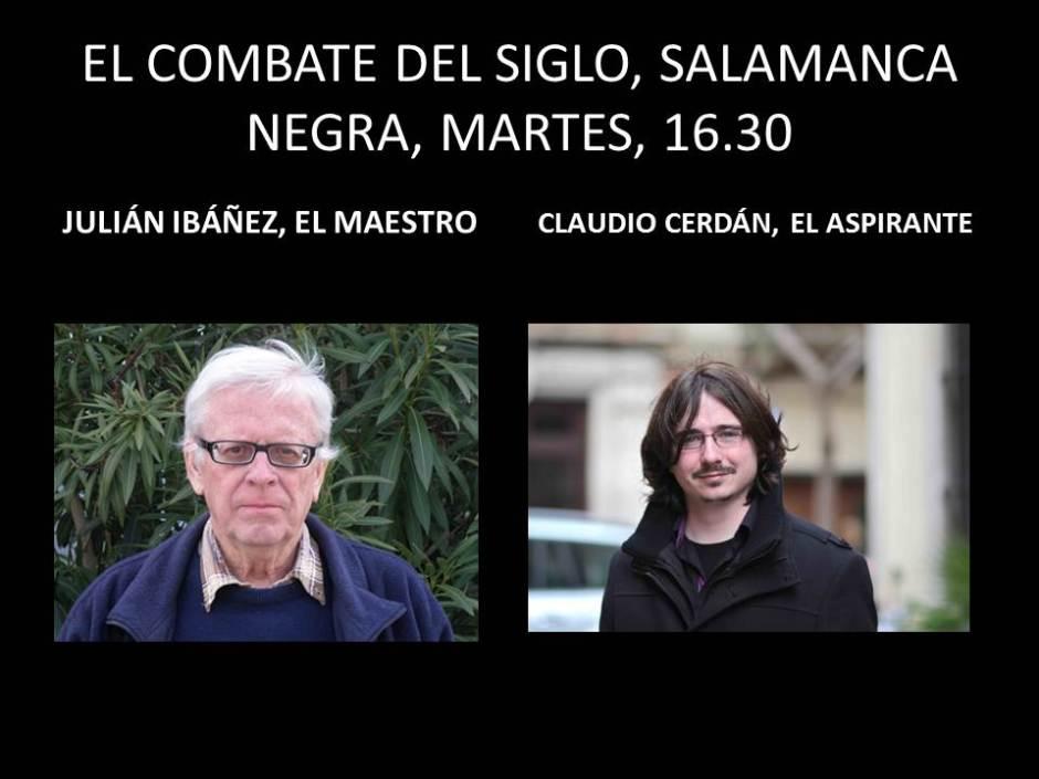EL COMBATE DEL SIGLO, SALAMANCA NEGRA,