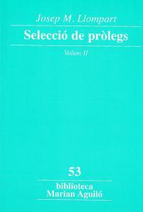 Selecció de pròlegs II