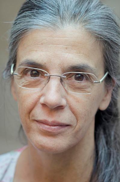 Anna Casassas © Fotografia de Carles Domènec.