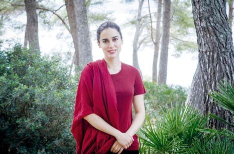 Lila Azam Zanganeh, Formentor. 2016. 17 setembre. converses literàries.